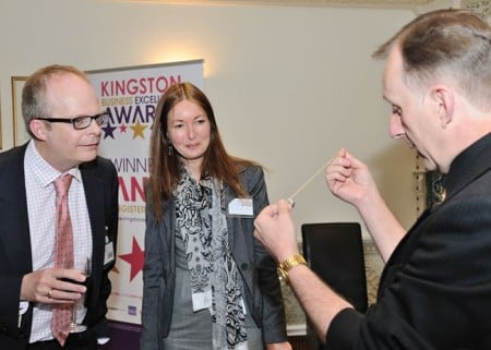 Corporate Magician Hire Surrey