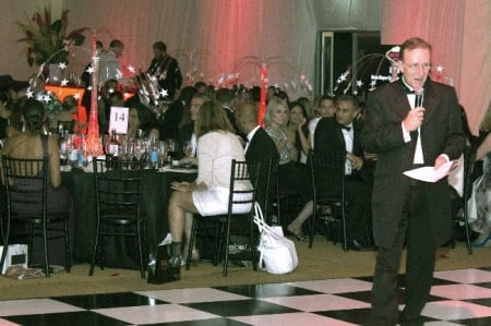 Charity Auctioneer Surrey Hire